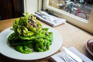 Salad @Prime Meats, Brooklyn NY