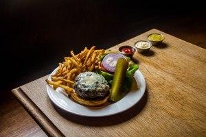 Burger @ Prime Meats, Brooklyn NY