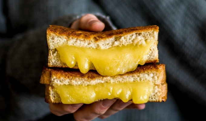 The Art of GrilledCheese.
