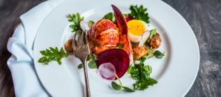 Lobster Dish, Les Brumes De Coude, MonctonNB