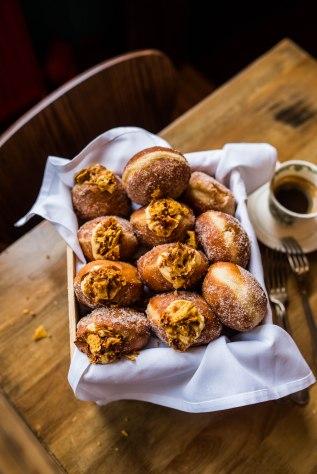 Donuts at Les Brumes de Coude, MonctonNB