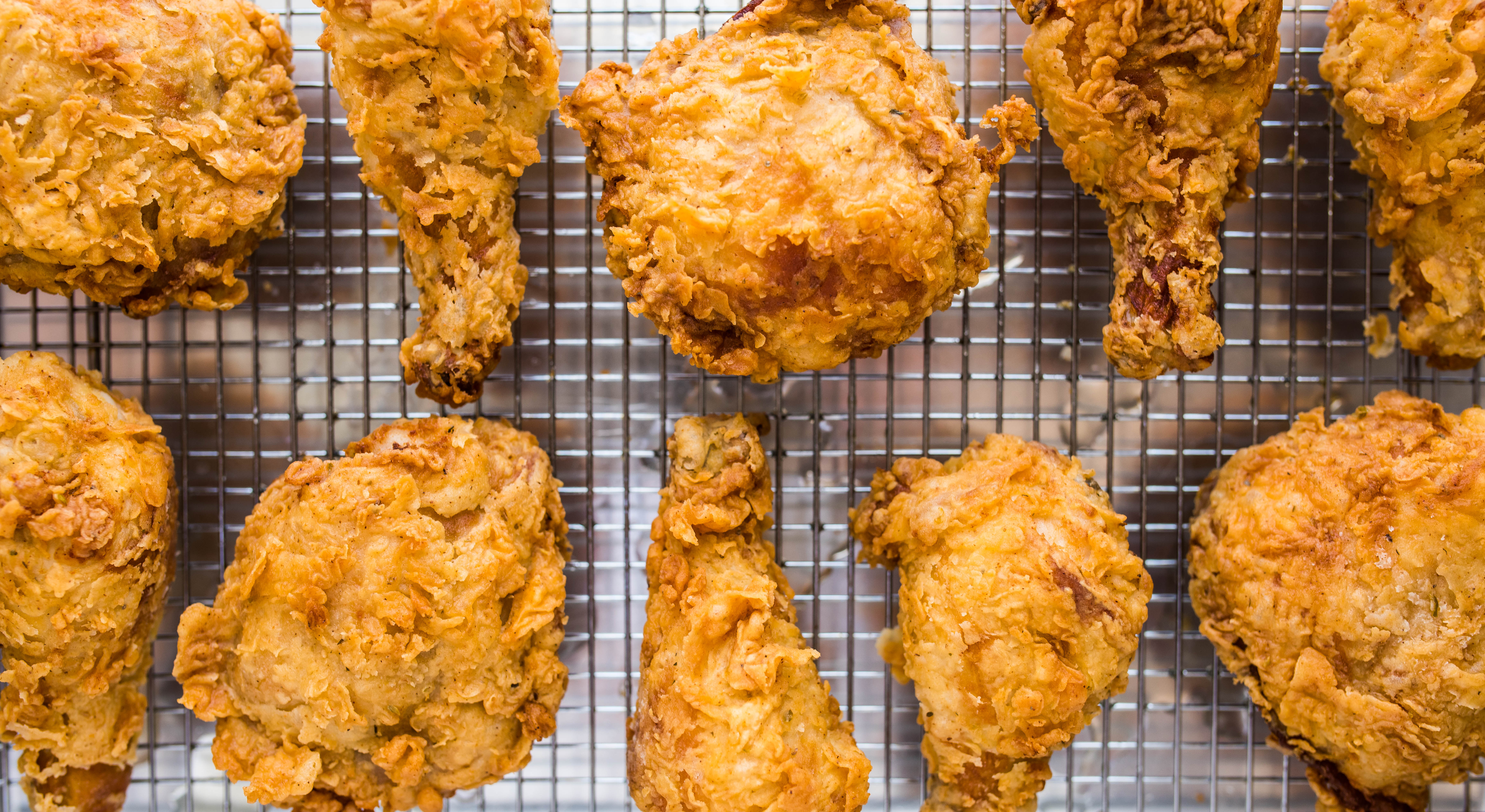 ... both the South and my Northern home. Maple Buttermilk Fried Chicken