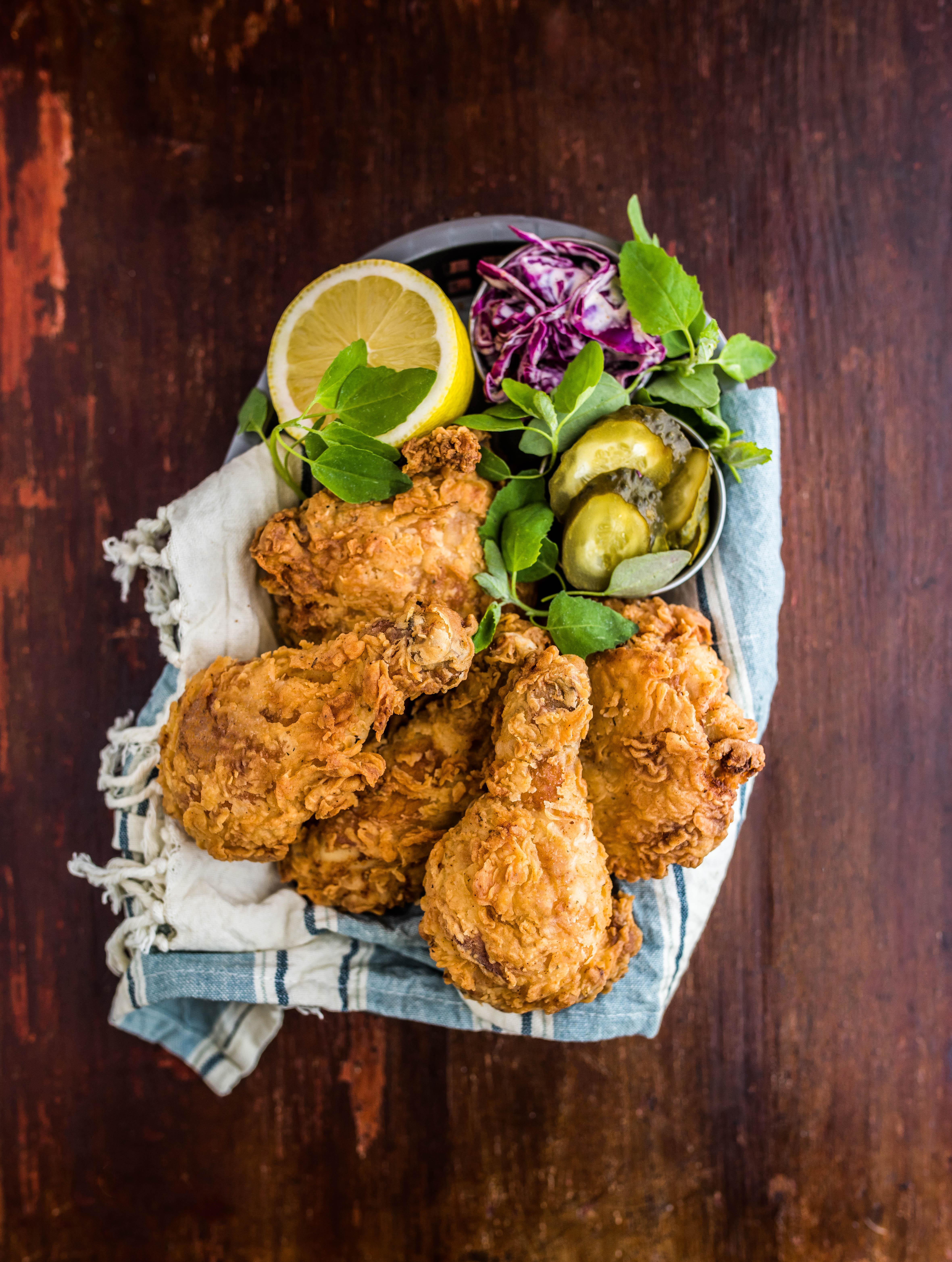 Maple Buttermilk Fried Chicken Dennis The Prescott