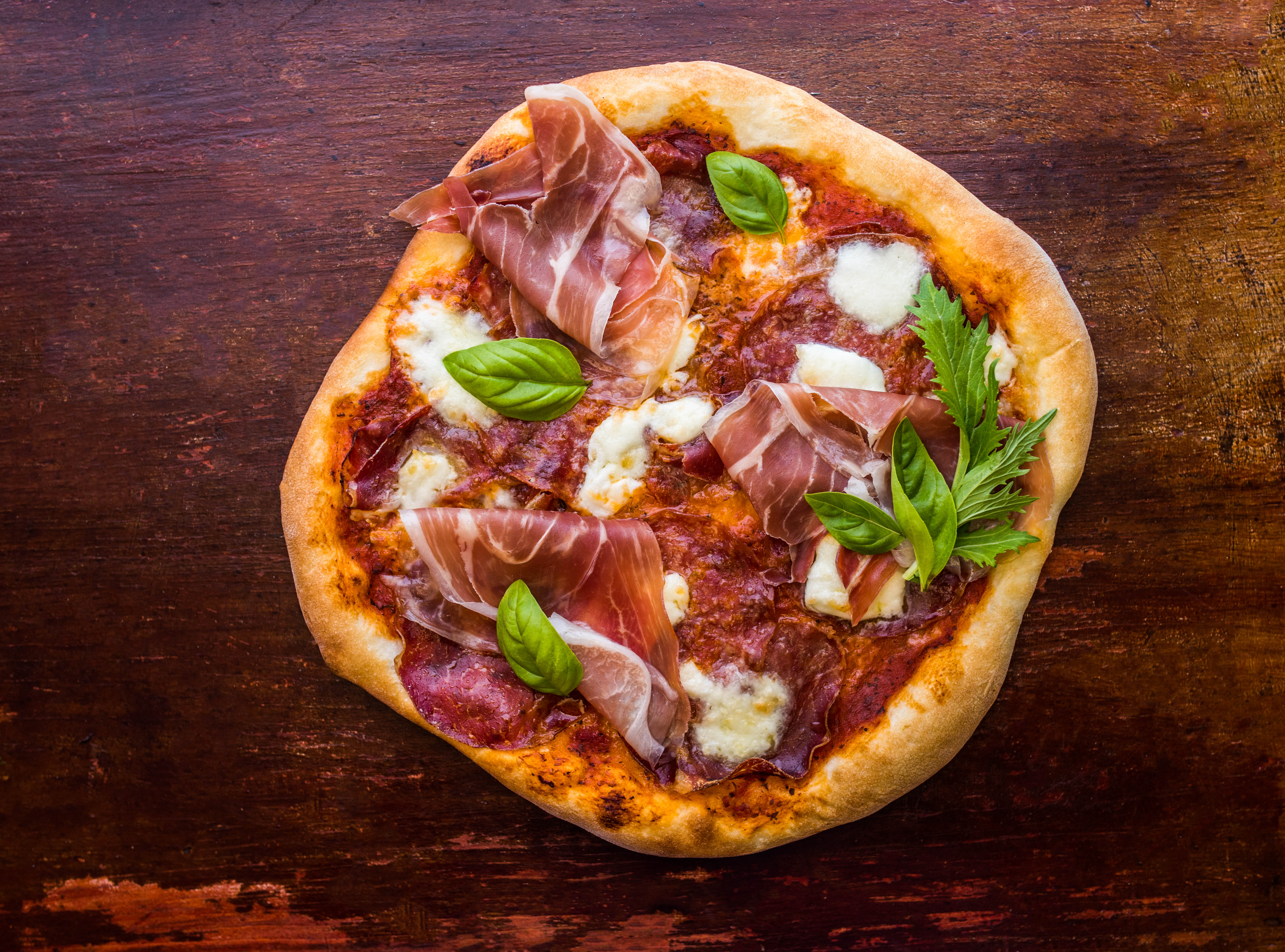 Cured Meat Lovers Pizza | Dennis The Prescott