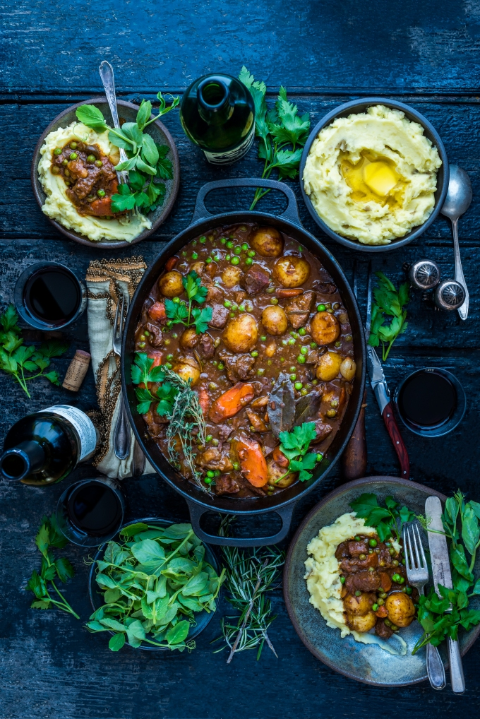 Wicked Comforting Beef Stew