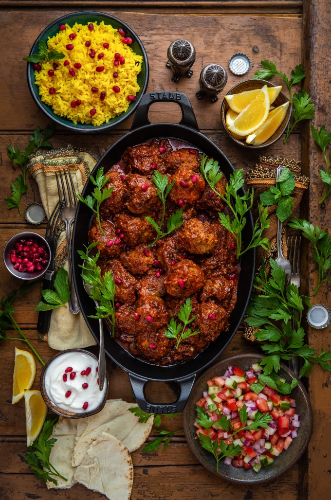 Persian-Style Meatballs